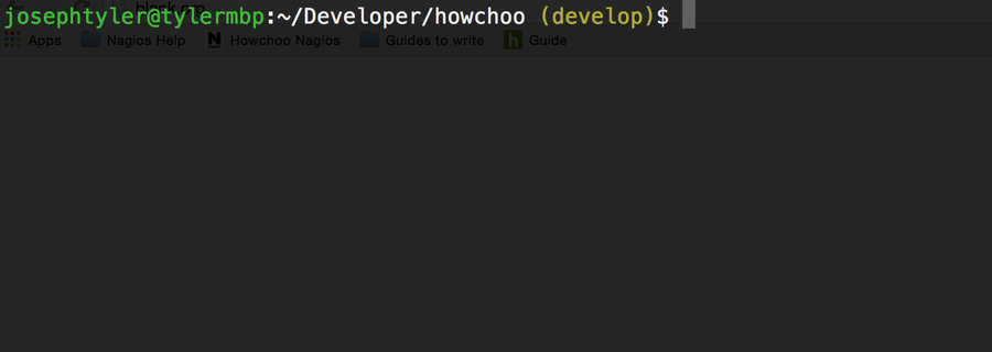 Add the following to your .bashrc