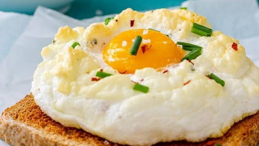 Make Cloud Eggs