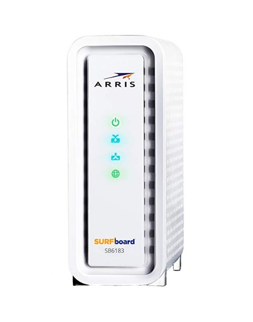 ARRIS SB6183 modem
