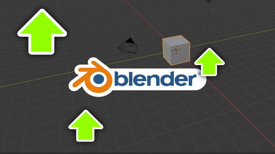 Blender Update
