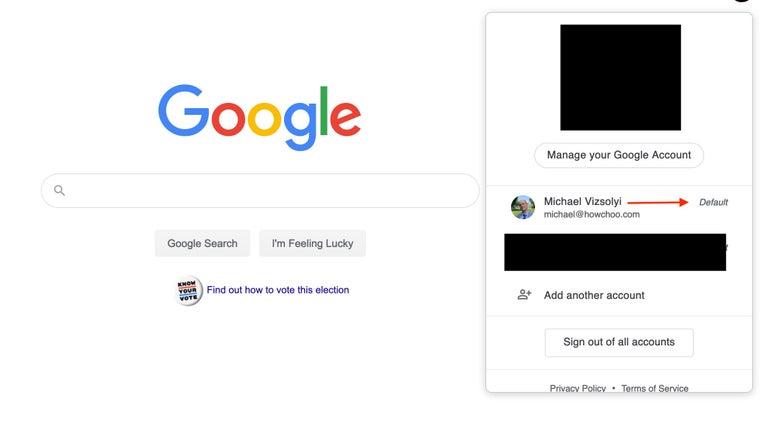 Google Default Profile