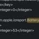 ios battery cycle count