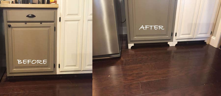 How To Make DIY Cabinet Feet That Are Simple, Stylish, and Strong