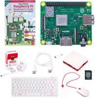 Raspberry Pi 3A  Official Starter Kit