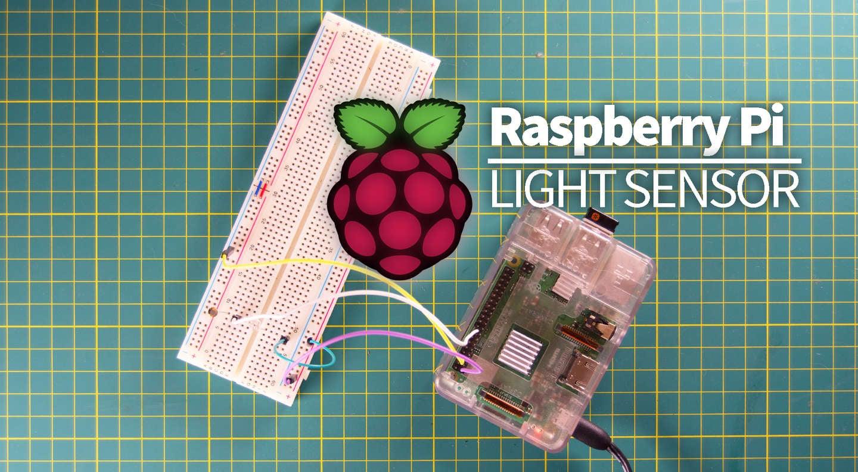 Raspberry Pi light sensor