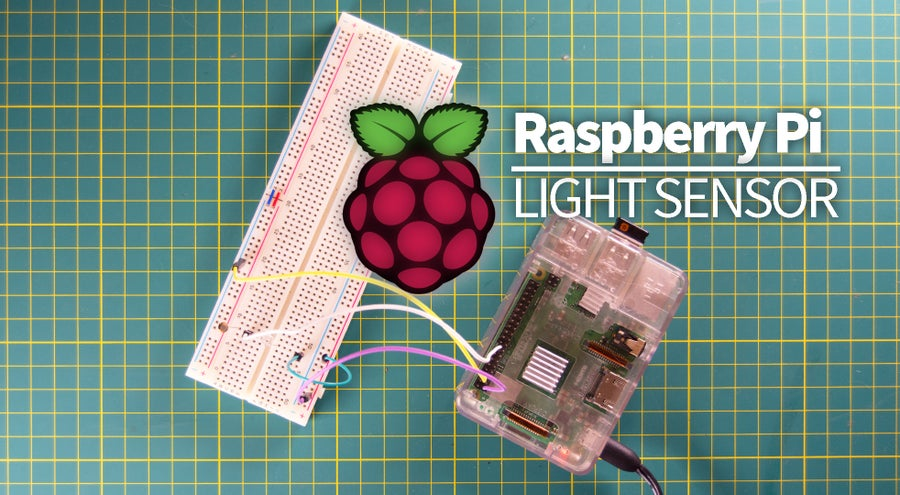 Raspberry Pi light sensor