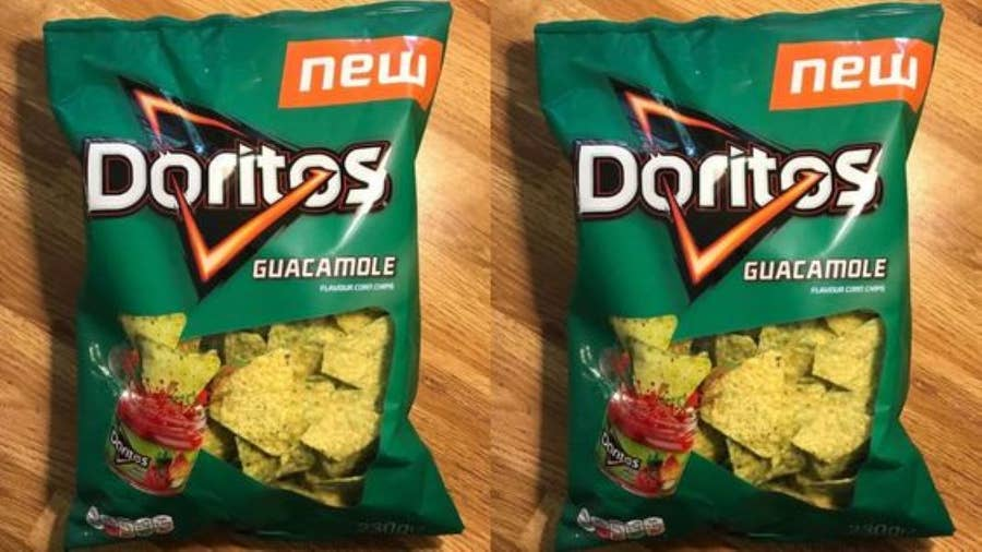 Guacamole Doritos