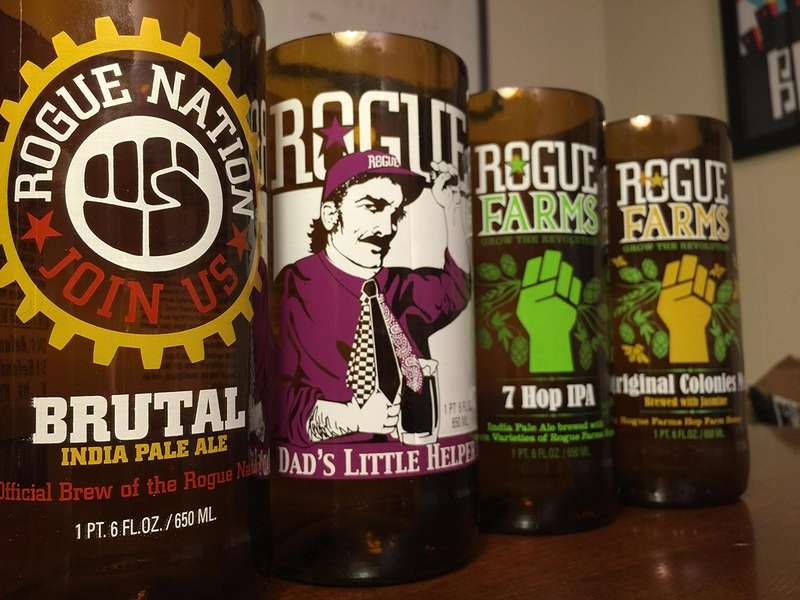 Bottle Cutting 101: Turning Empty Beer Bottles into Awesome Drinking Glasses