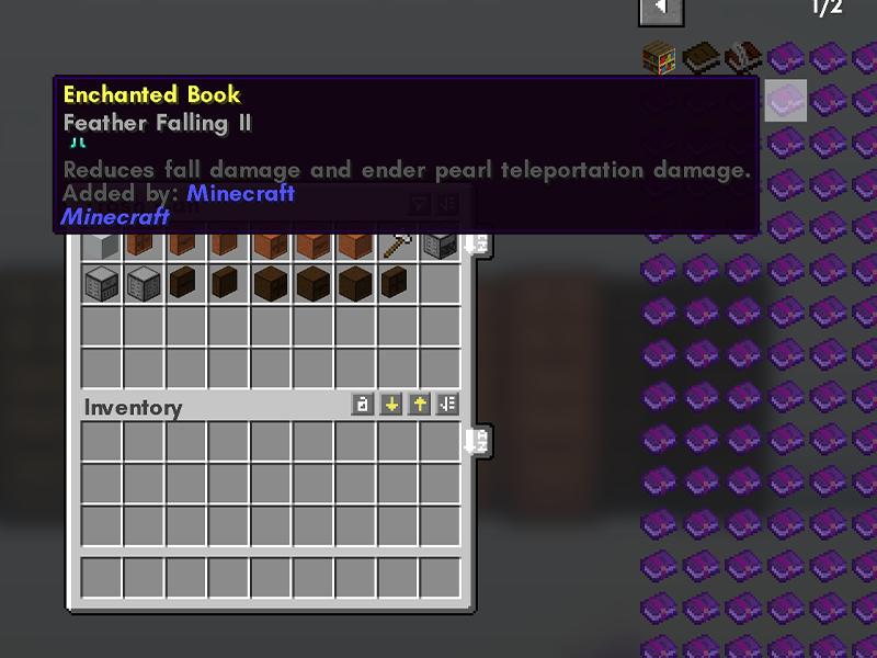 minecraft fabric mods enchantment descriptions