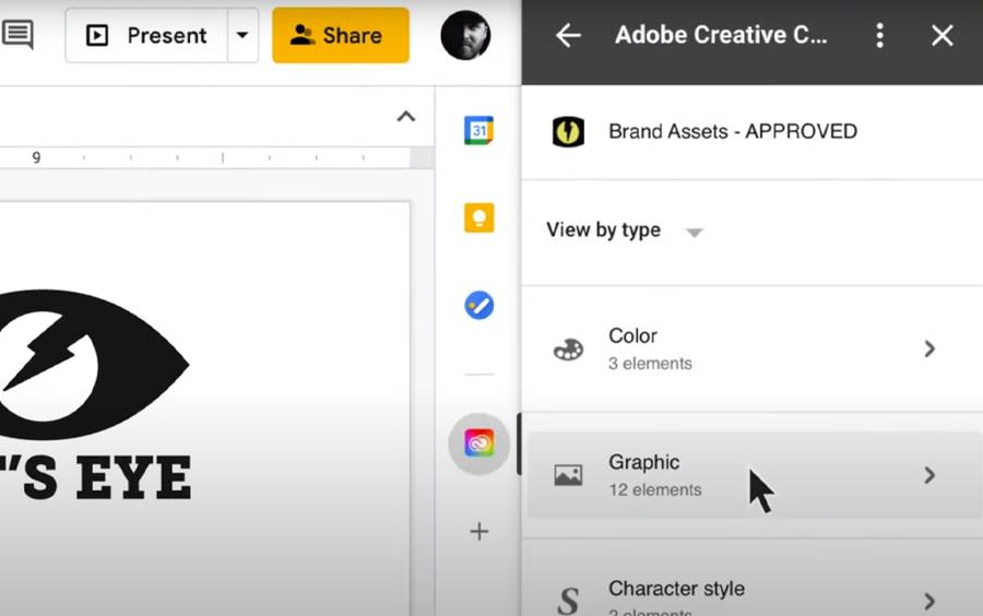 adobe creative cloud addon google workspace