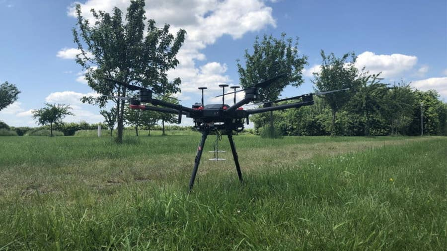 Acoustic Drone System