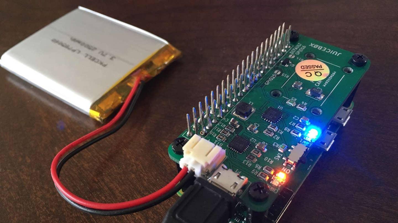 Power Your Raspberry Pi Zero With A Battery Juicebox Zero Howchoo