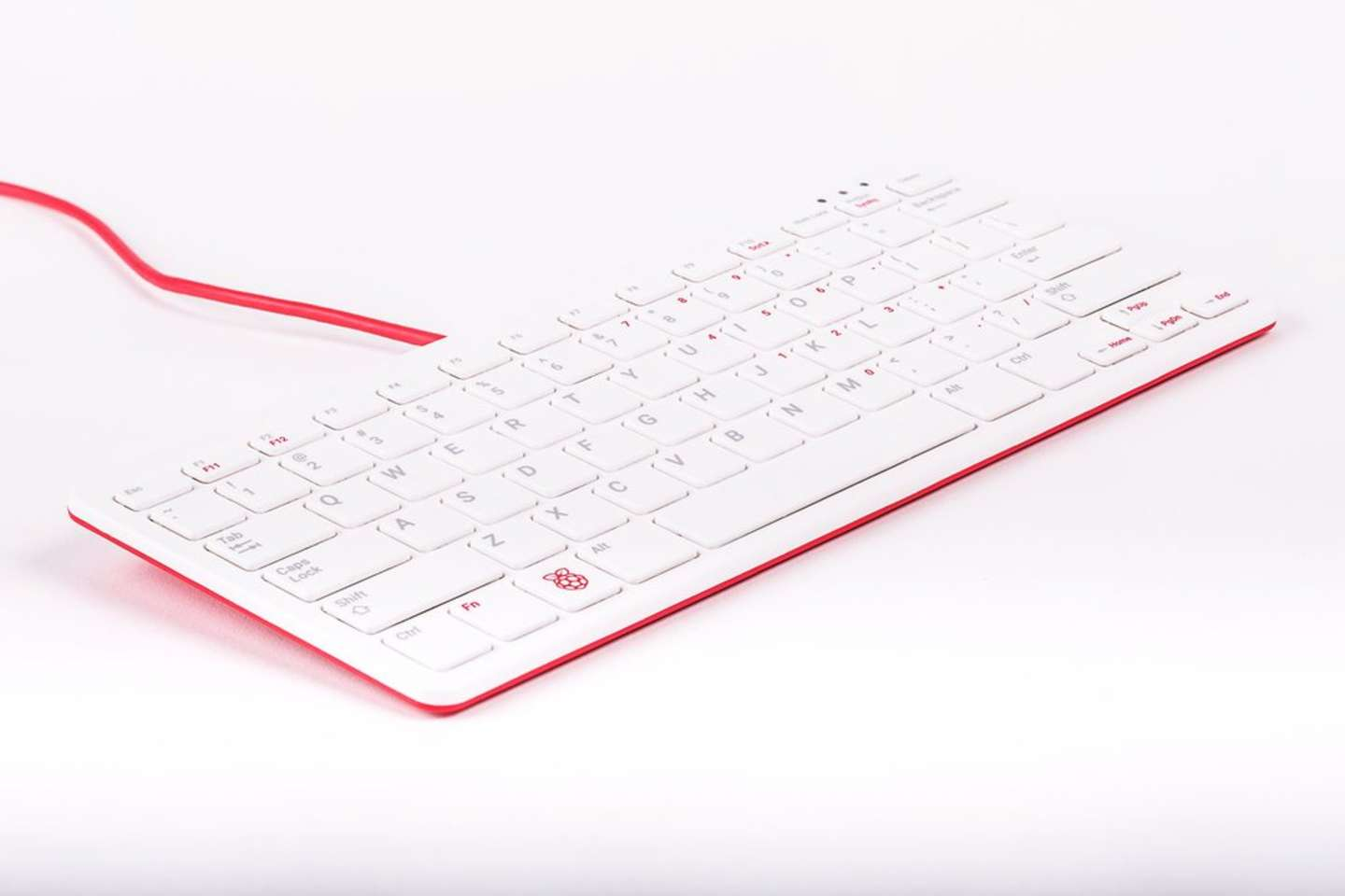 Official Raspberry Pi keyboard design