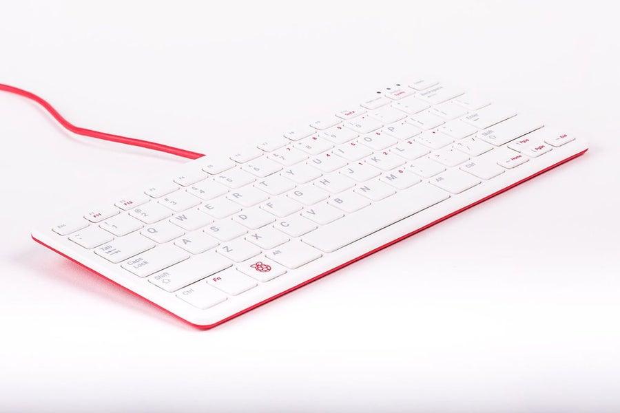 Official Raspberry Pi keyboard design