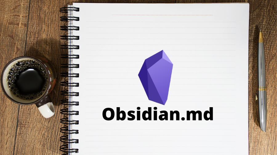 Obsidian Review Header