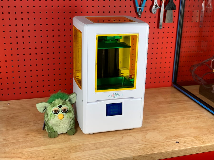 Anycubic Photon S size