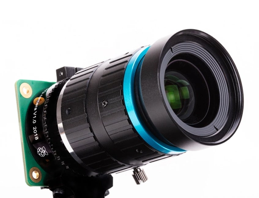 Raspberry Pi High Quality Camera