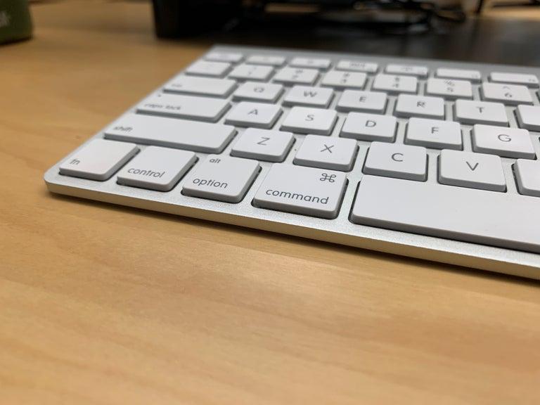 Mac keyboard symbols