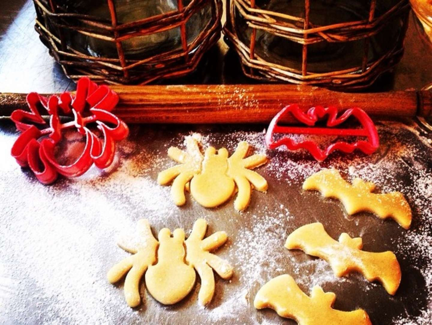 3D-printed Halloween cookie cutters
