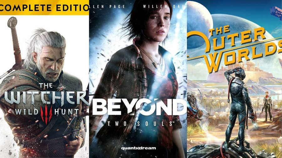 Best Story-driven Games on Sale on Steam