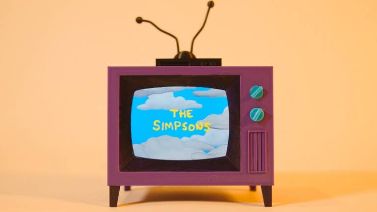 The Raspberry Pi Simpsons TV That Took the Internet by Storm!