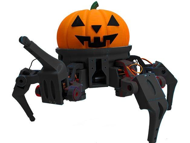 Pumpkin Megapod
