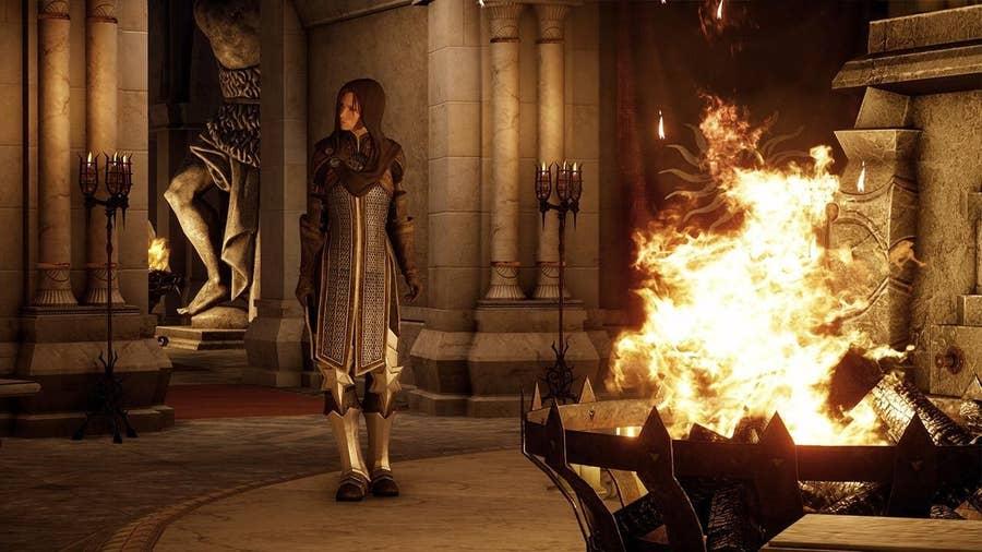 Leliana from Dragon Age