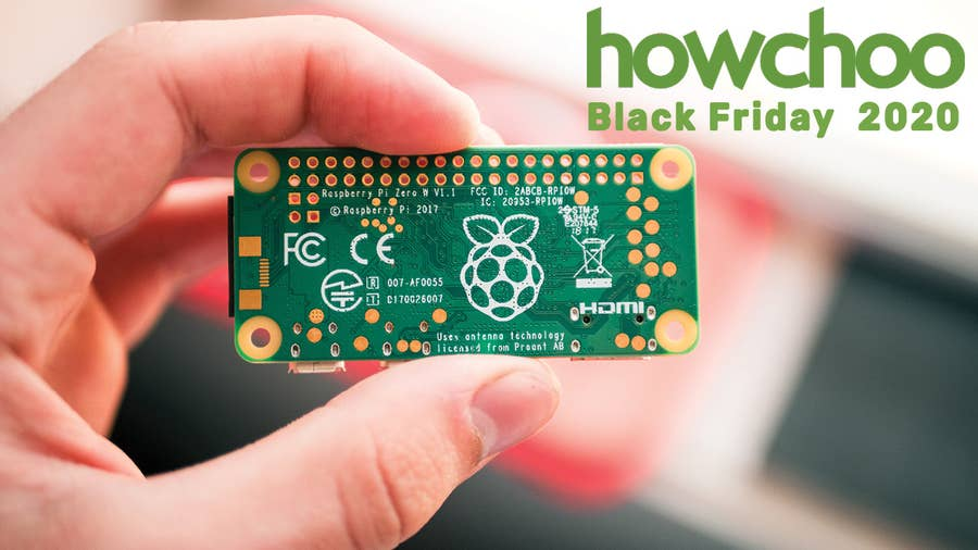 Black Friday 2021 Raspberry Pi