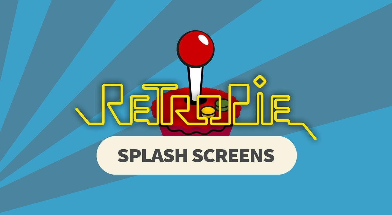 RetroPie splash screens
