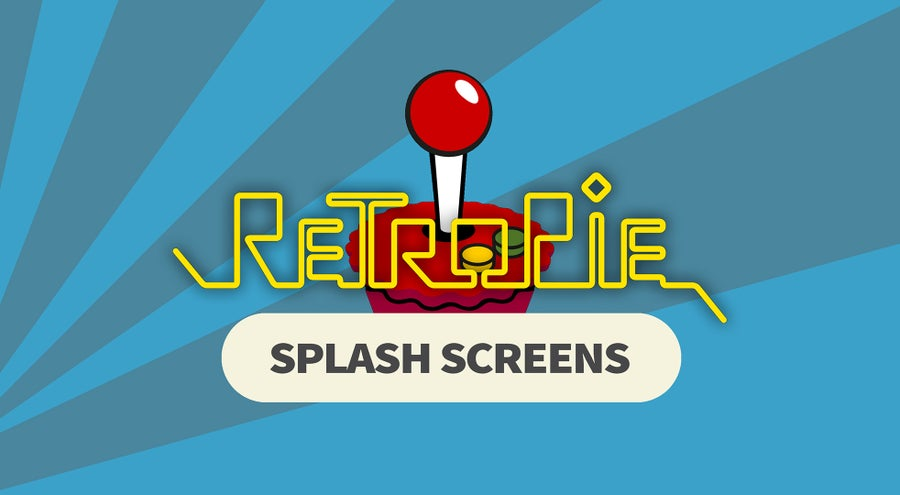 RetroPie splash screens