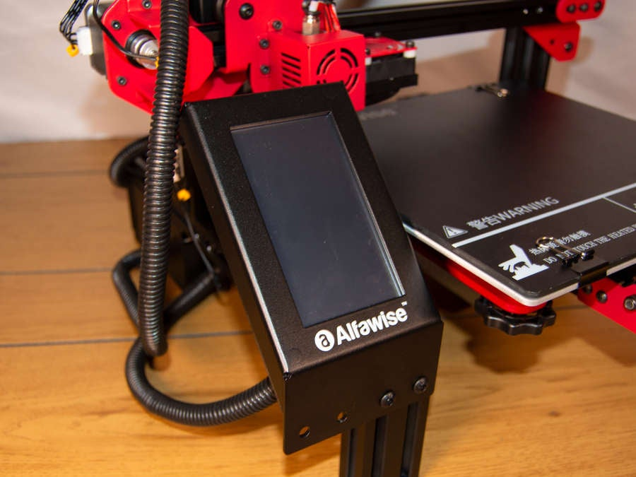 Alfawise U30 Pro touchscreen