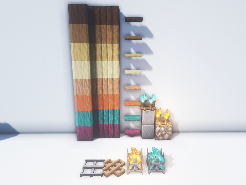 decorative blocks forge mod minecraft