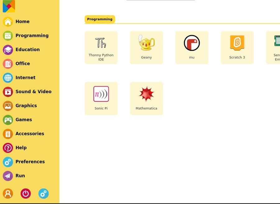 RasPad 3 Software
