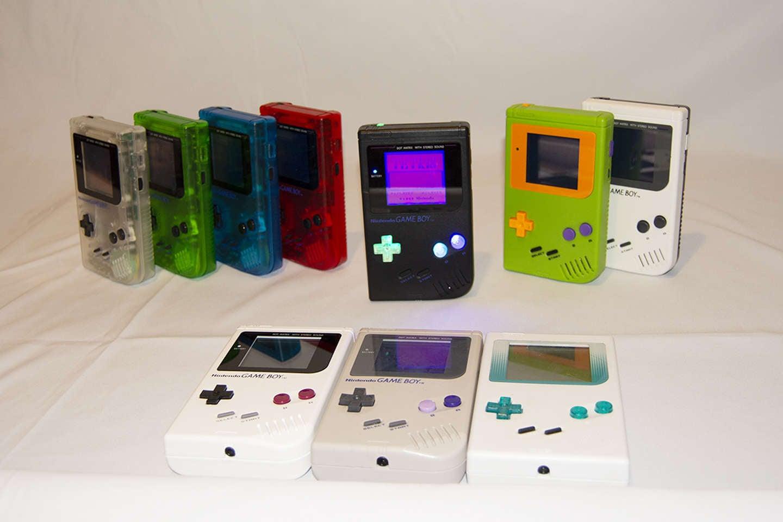 Aftermarket Game Boy Shells