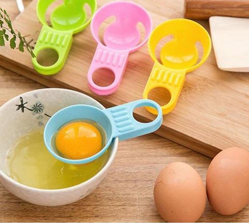 3D-printed egg separator