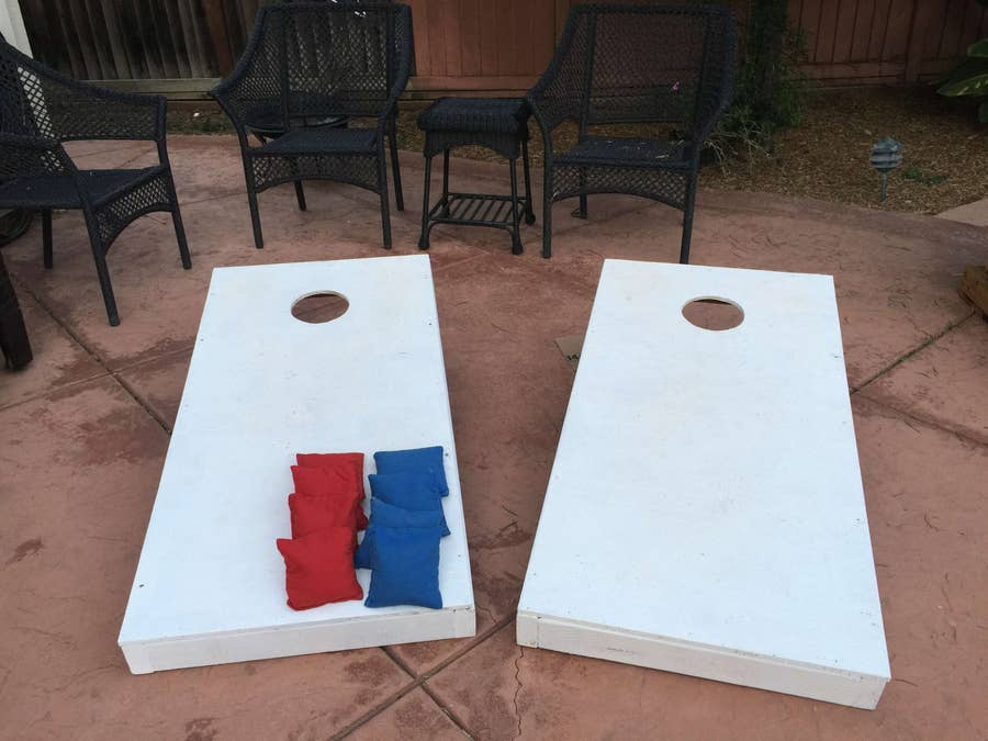 How to Build Your Own DIY Cornhole Boards Quickly and Easily