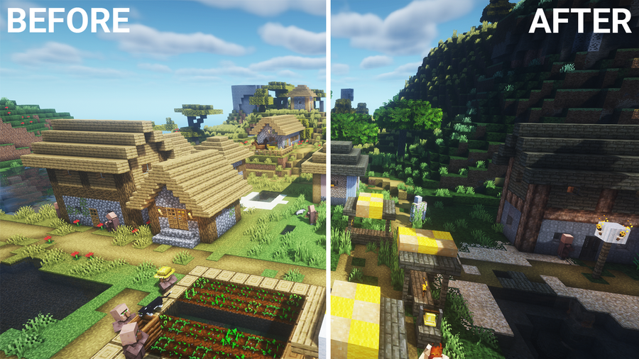 Fallout Paradise resource pack minecraft