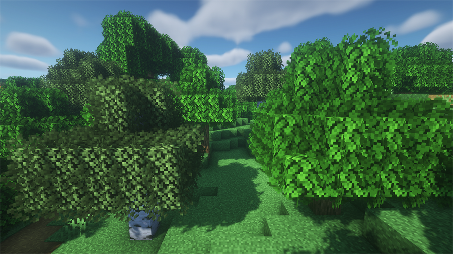 jerms better leaves add on resource pack minecraft
