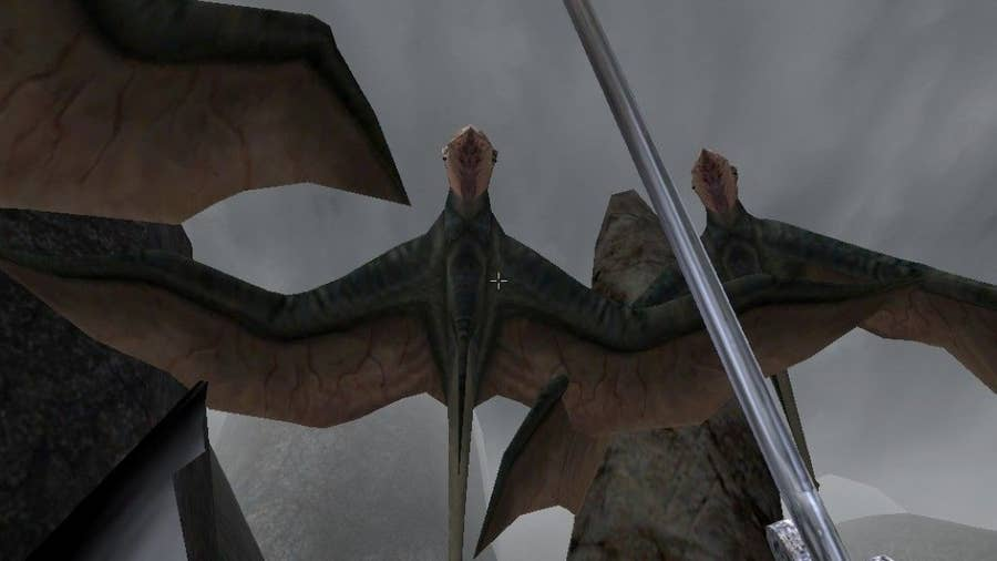 Cliff Racers from Morrowind