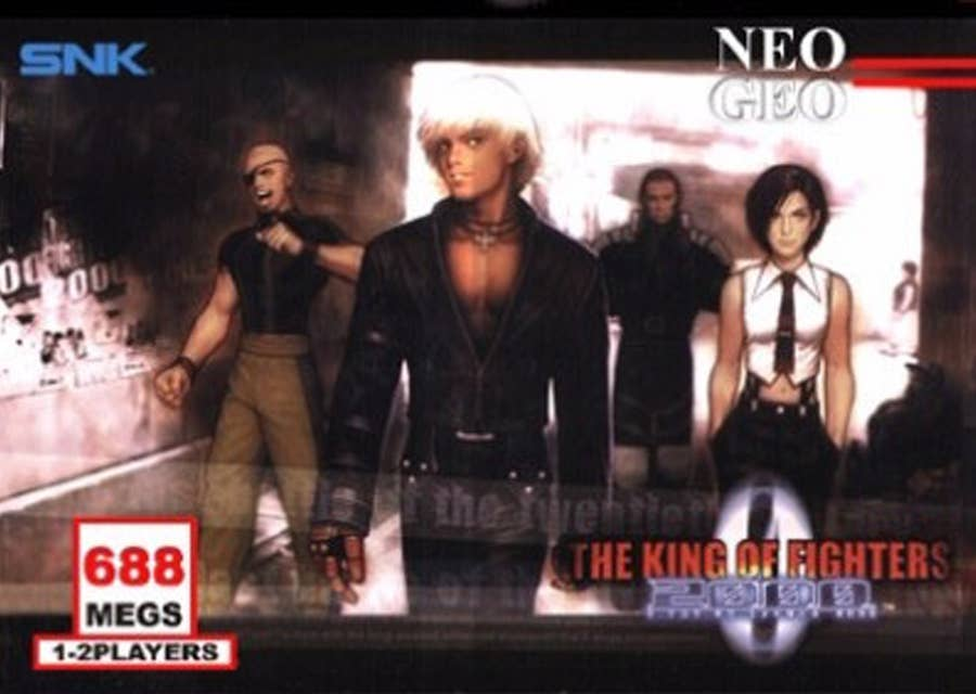 King of Fighters 2000 Neo Geo English
