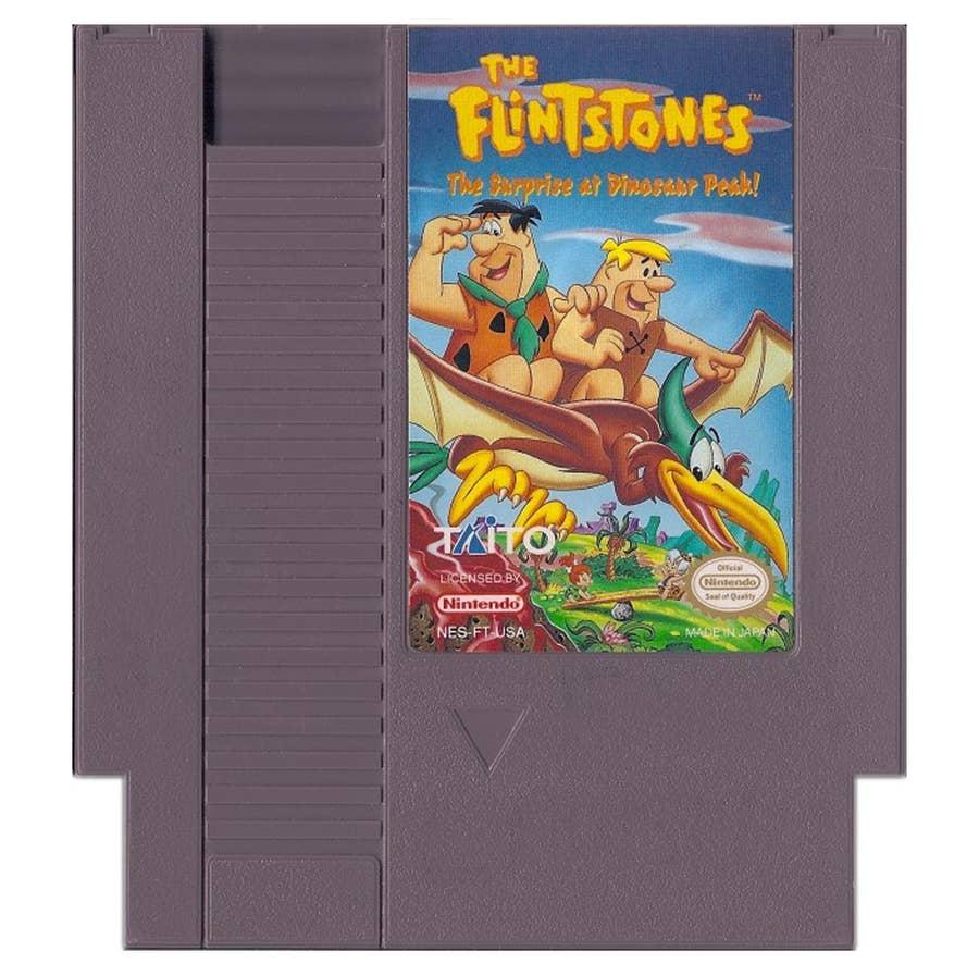 The Flintstones: The Surprise At Dinosaur Peak!