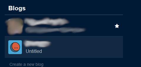 secondary blogs