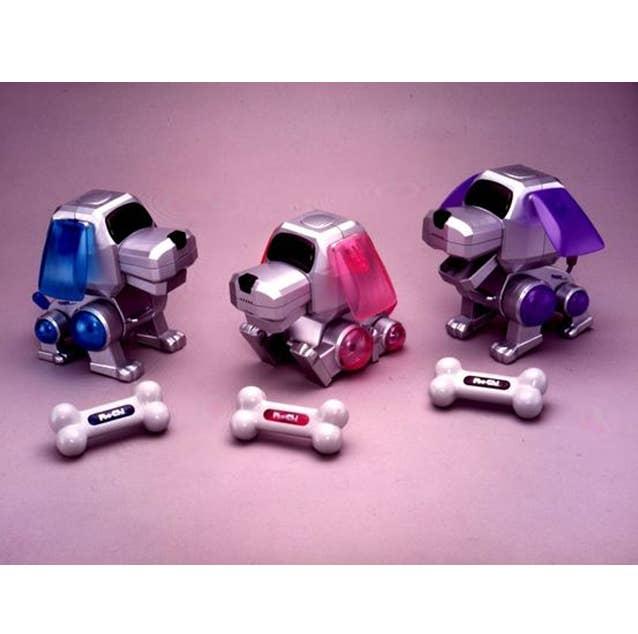 Poo Chi Robotic Pet
