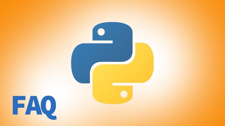 Python FAQ