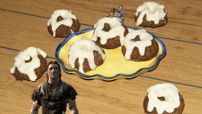 Elder Scrolls Sweet Rolls Recipe