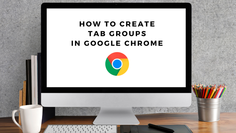 create tab groups in google chrome