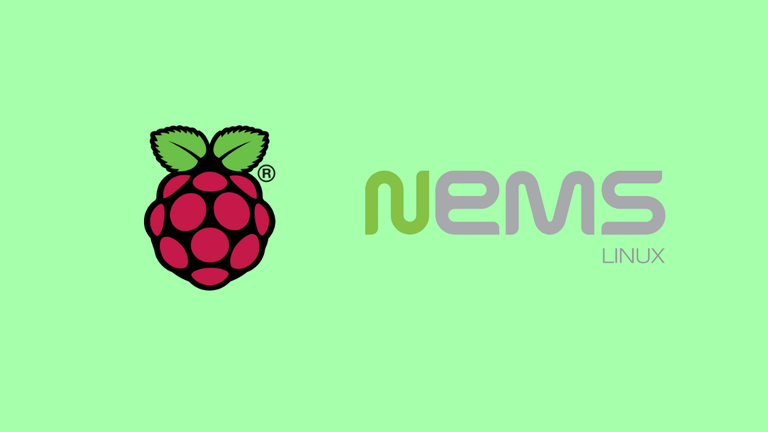 NEMS and Raspberry Pi Logos