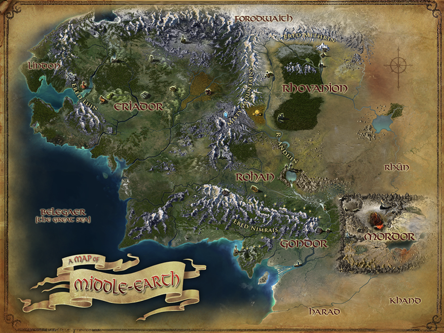 The Lord of the Rings Online.