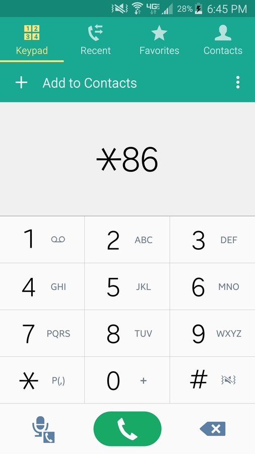 Verizon Voicemail