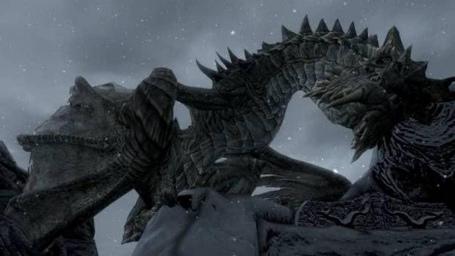 Paarthurnax from The Elder Scrolls: Skyrim